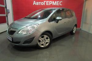 Авто Opel Meriva, 2012 года выпуска, цена 545 000 руб., Москва