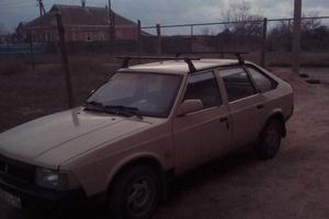 Автомобиль Москвич 2141, хорошее состояние, 1993 года выпуска, цена 30 000 руб., Краснодар