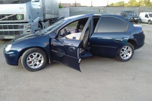 Автомобиль Chrysler Neon, хорошее состояние, 2000 года выпуска, цена 160 000 руб., Калининград