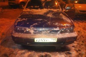 Автомобиль Honda Legend, отличное состояние, 1991 года выпуска, цена 100 000 руб., Москва