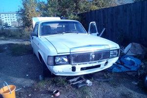 Автомобиль ГАЗ 3102 Волга, среднее состояние, 2001 года выпуска, цена 125 000 руб., Красноярск