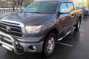 Автомобиль Toyota Tundra, хорошее состояние, 2011 года выпуска, цена 2 150 000 руб., Долгопрудный