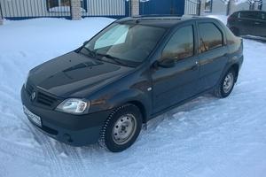 Подержанный автомобиль Renault Logan, отличное состояние, 2008 года выпуска, цена 250 000 руб., Набережные Челны