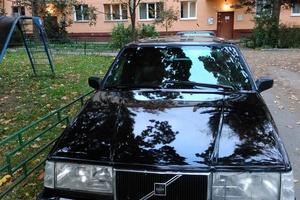 Автомобиль Volvo 960, хорошее состояние, 1994 года выпуска, цена 110 000 руб., Москва