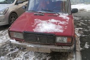 Автомобиль ВАЗ (Lada) 2107, среднее состояние, 2007 года выпуска, цена 40 000 руб., Челябинск