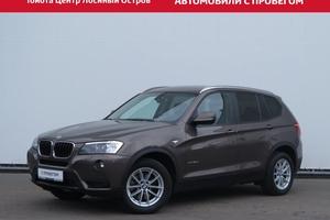 Авто BMW X3, 2013 года выпуска, цена 1 430 000 руб., Москва