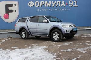Авто Mitsubishi L200, 2011 года выпуска, цена 887 000 руб., Москва