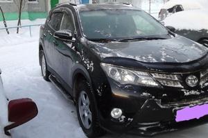 Подержанный автомобиль Toyota RAV4, отличное состояние, 2014 года выпуска, цена 1 350 000 руб., Ханты-Мансийск