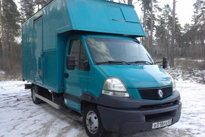 Автомобиль Renault Mascott, хорошее состояние, 2008 года выпуска, цена 860 000 руб., Москва