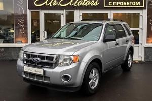 Авто Ford Escape, 2010 года выпуска, цена 880 000 руб., Москва