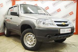Авто Chevrolet Niva, 2014 года выпуска, цена 429 300 руб., Казань