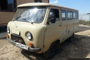 Автомобиль УАЗ 2206, отличное состояние, 1993 года выпуска, цена 100 000 руб., Челябинск