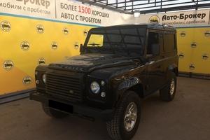 Авто Land Rover Defender, 2009 года выпуска, цена 1 750 000 руб., Самара