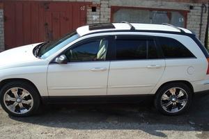 Автомобиль Chrysler Pacifica, хорошее состояние, 2004 года выпуска, цена 540 000 руб., Томск
