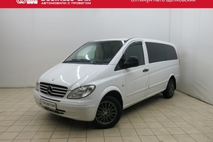 Авто Mercedes-Benz Vito, 2008 года выпуска, цена 799 000 руб., Москва