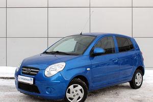 Авто Kia Picanto, 2009 года выпуска, цена 299 000 руб., Москва