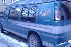 Подержанный автомобиль Chevrolet Express, хорошее состояние, 1997 года выпуска, цена 900 000 руб., Москва