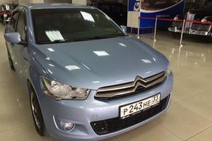 Авто Citroen C-Elysee, 2013 года выпуска, цена 537 000 руб., Владимир