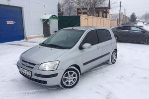 Автомобиль Hyundai Getz, хорошее состояние, 2003 года выпуска, цена 210 000 руб., Люберцы