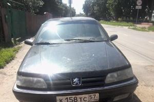 Автомобиль Peugeot 605, отличное состояние, 1997 года выпуска, цена 140 000 руб., Орловская область