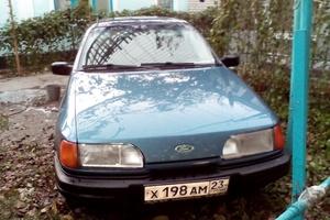 Автомобиль Ford Sierra, хорошее состояние, 1988 года выпуска, цена 95 000 руб., Новороссийск