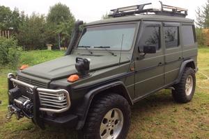 Подержанный автомобиль Mercedes-Benz G-Класс, отличное состояние, 2008 года выпуска, цена 4 500 000 руб., Клин