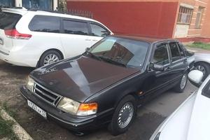 Автомобиль Saab 9000, хорошее состояние, 1993 года выпуска, цена 125 000 руб., Орел