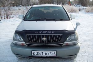 Автомобиль Toyota Harrier, отличное состояние, 1999 года выпуска, цена 438 000 руб., Красноярск