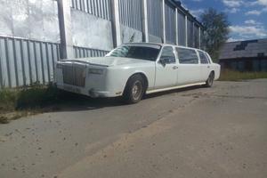 Автомобиль Lincoln Town Car, среднее состояние, 1991 года выпуска, цена 300 000 руб., Нягань