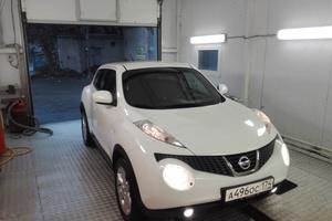 Автомобиль Nissan Juke, хорошее состояние, 2012 года выпуска, цена 730 000 руб., Челябинск
