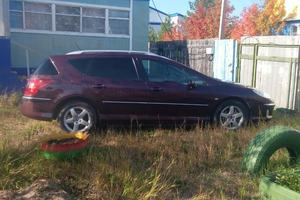 Автомобиль Peugeot 407, отличное состояние, 2004 года выпуска, цена 299 000 руб., Сургут