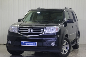 Авто Honda Pilot, 2014 года выпуска, цена 1 597 000 руб., Москва