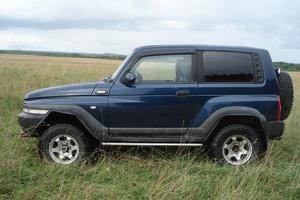 Автомобиль ТагАЗ Tager, хорошее состояние, 2009 года выпуска, цена 450 000 руб., Мышкин