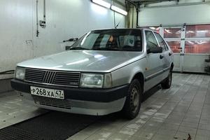 Автомобиль Fiat Croma, хорошее состояние, 1989 года выпуска, цена 43 000 руб., Санкт-Петербург