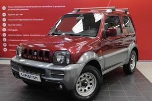 Авто Suzuki Jimny, 2007 года выпуска, цена 444 999 руб., Москва