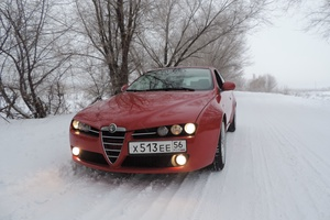 Автомобиль Alfa Romeo 159, отличное состояние, 2010 года выпуска, цена 850 000 руб., Бузулук