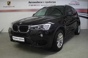 Авто BMW X3, 2015 года выпуска, цена 2 000 000 руб., Москва