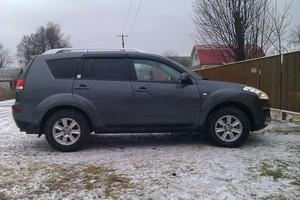 Подержанный автомобиль Citroen C-Crosser, отличное состояние, 2011 года выпуска, цена 725 000 руб., Дмитров
