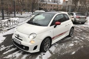 Автомобиль Fiat 500, хорошее состояние, 2010 года выпуска, цена 850 000 руб., Москва