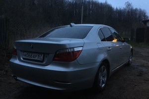 Автомобиль BMW 5 серия, отличное состояние, 2009 года выпуска, цена 710 000 руб., Смоленск