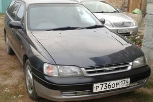 Подержанный автомобиль Toyota Caldina, отличное состояние, 2002 года выпуска, цена 240 000 руб., Магнитогорск