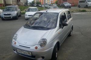 Подержанный автомобиль Daewoo Matiz, хорошее состояние, 2011 года выпуска, цена 180 000 руб., Озерск