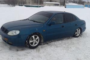 Автомобиль Daewoo Leganza, хорошее состояние, 1998 года выпуска, цена 110 000 руб., Воронежская область