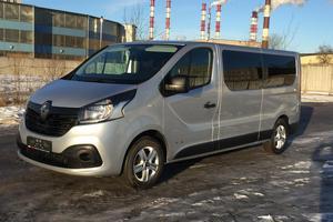 Авто Renault Trafic, 2015 года выпуска, цена 1 680 000 руб., Санкт-Петербург