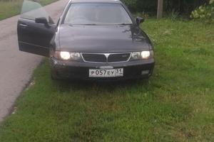 Автомобиль Mitsubishi Diamante, хорошее состояние, 1999 года выпуска, цена 165 000 руб., Шебекино