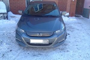 Подержанный автомобиль Honda Insight, отличное состояние, 2009 года выпуска, цена 600 000 руб., Челябинск