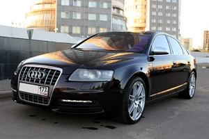 Подержанный автомобиль Audi S6, отличное состояние, 2007 года выпуска, цена 1 000 000 руб., Москва
