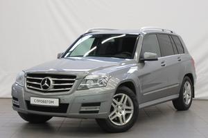 Авто Mercedes-Benz GLK-Класс, 2012 года выпуска, цена 1 185 000 руб., Санкт-Петербург