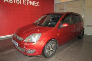 Авто Ford Fiesta, 2007 года выпуска, цена 248 000 руб., Москва
