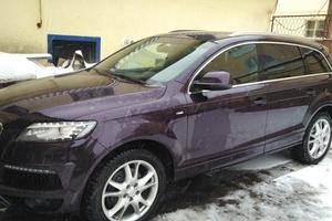 Подержанный автомобиль Audi Q7, отличное состояние, 2011 года выпуска, цена 1 680 000 руб., Коломна